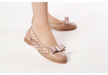 Туфли женские Estro бежевые ER00106547