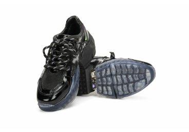 Кроссовки женские ES8 чёрные ER00105901