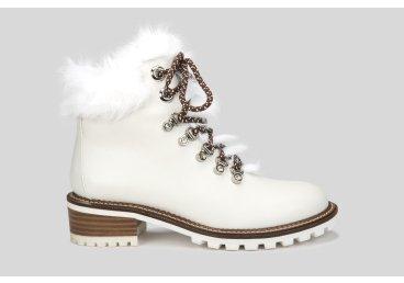 Ботинки зимние Estro молочные er00105990