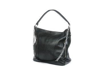 Сумка-шоппер Estro черная ER00105338