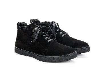 Ботинки мужские estro чёрные ER00105518