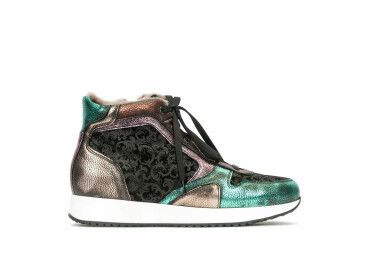 Ботинки зимние Marzetti коричневые ER00100430