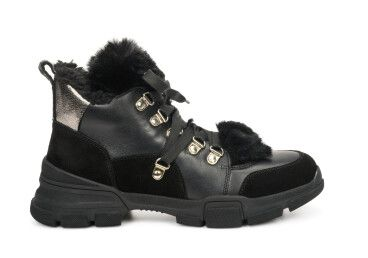 Ботинки зимние Estro чёрные ER00106303