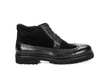 Ботинки мужские estro чёрные ER00105531