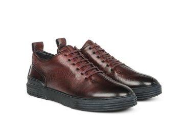 Ботинки мужские estro бордовые ER0010590