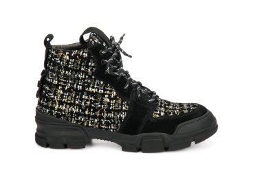 Ботинки женские Medea чёрные ER00105830