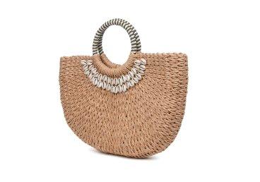 сумка плетеная из соломы Estro ER00105309
