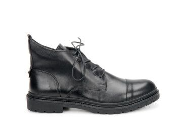 Ботинки демисезонные Estro чёрные ER00106985