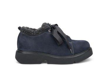 Туфли демисезонные женские Estro синие ER00108013