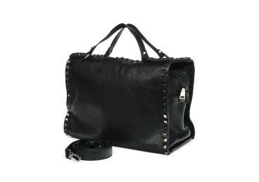Сумка шоппер Estro черная ER00105337