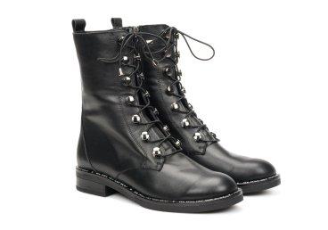 Ботинки женские Estro чёрные er00106250