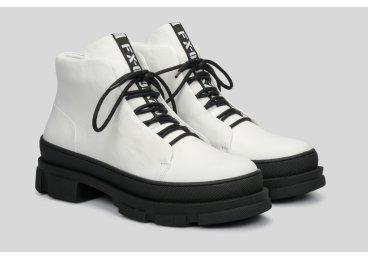 Ботинки зимние Estro белые ER00106304