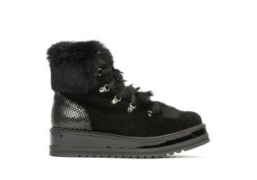 Ботинки зимние Marzetti чёрные ER00100445
