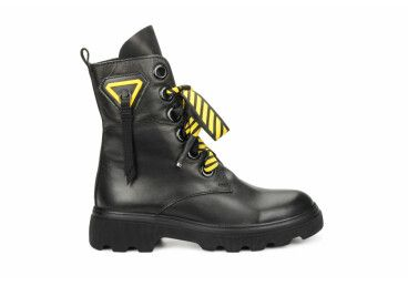 Ботинки женские estro чёрные ER00105755