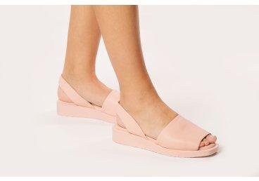 Босоніжки жіночі Estro рожеві ER00107827