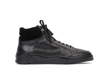 Ботинки зимние LUCAGUERRINI чёрные ER00100440