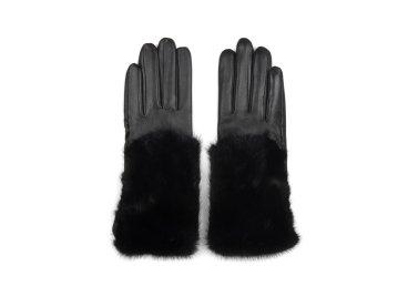 Перчатки кожаные женские Estro ER00106113