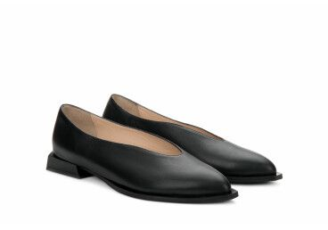 Туфли женские ES8 чёрные ER00105640