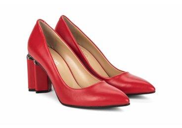 Туфли женские estro красные ER00105479