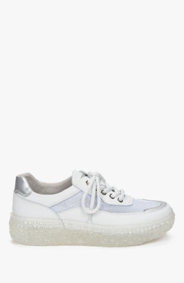 Кеды белые Estro ER00109874