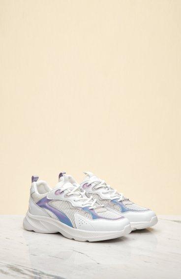 Кроссовки белые Estro ER00108978