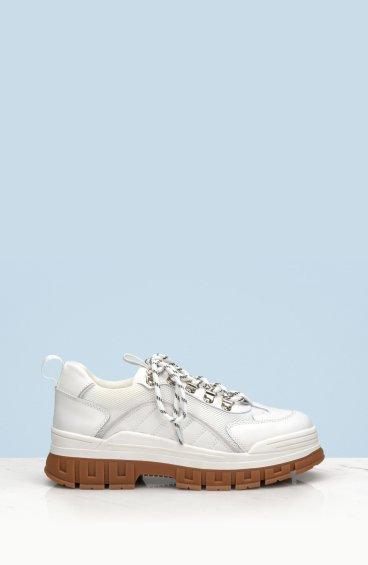 Кроссовки белые Estro ER00108322