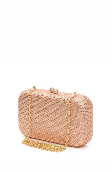 Клатч-бокс розовый Estro ER00107730