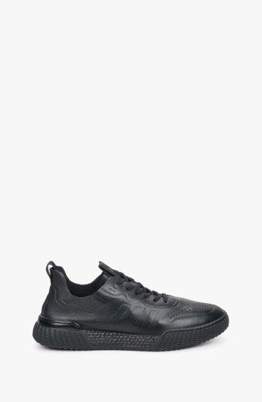 Кроссовки черные ES8 ER00109353
