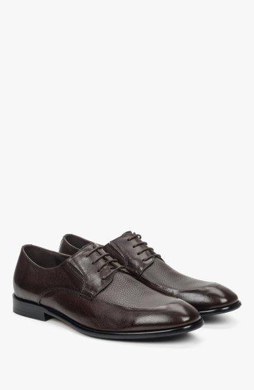 Туфли коричневые Estro ER00109554