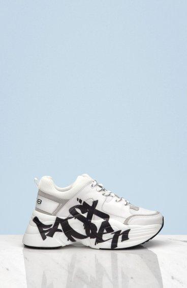 Кроссовки белые ES8 ER00108249