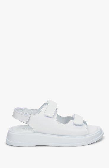 Сандалі білі Estro ER00109938