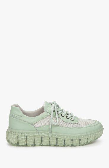 Кросівки зелені Estro ER00109879