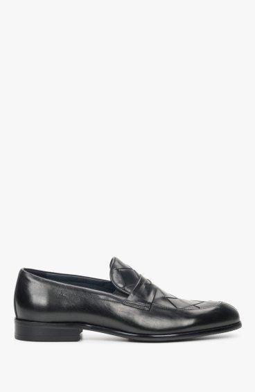 Туфлі чорні Estro ER00109559
