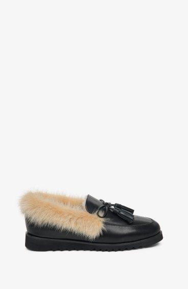 Туфлі утеплені Estro ER00108699