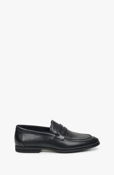 Туфли черные Estro ER00109056