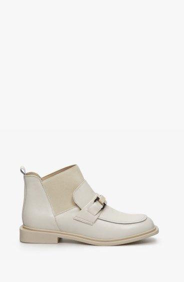 Ботинки с кожаной подкладкой Estro ER00109000