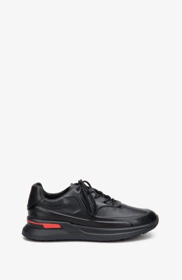 Кроссовки черные Estro ER00108085