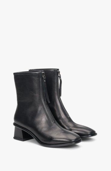 Ботинки чёрные Estro ER00108260