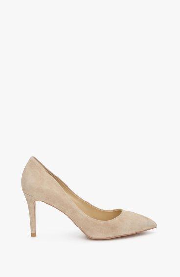 Туфлі бежеві Estro ER00108207