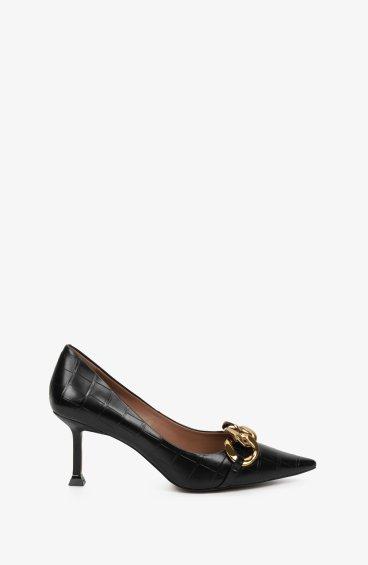 Туфлі чорні Estro ER00108965