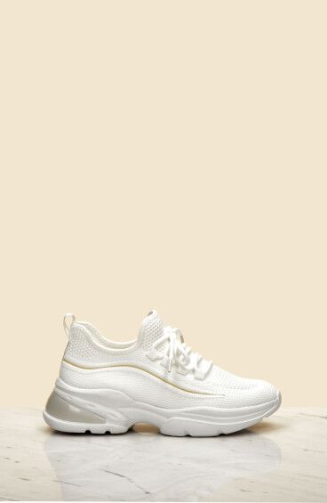 Кроссовки белые Estro ER00108985