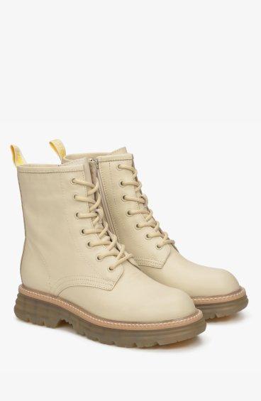 Ботинки с кожаной подкладкой Estro ER00108842