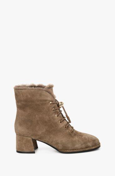 Ботинки зимние Estro ER00108860