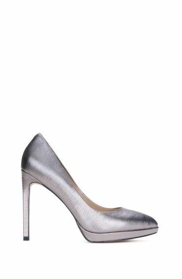 Туфли женские Estro серебряные ER00103912