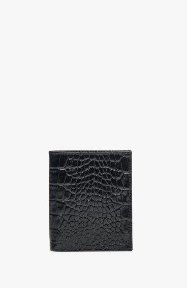 Гаманець чорний Estro ER00109015
