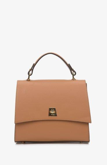 Итальянская кожаная сумка Estro ER00108867