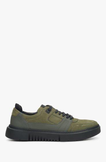 Кросівки зелені Estro ER00110256