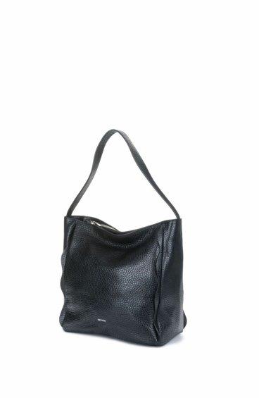 Сумка шоппер Arcadia чёрная ER00103630