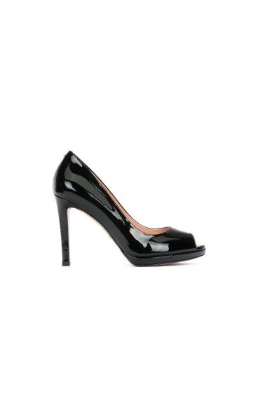 Туфли лаковые Estro чёрные ER00102251