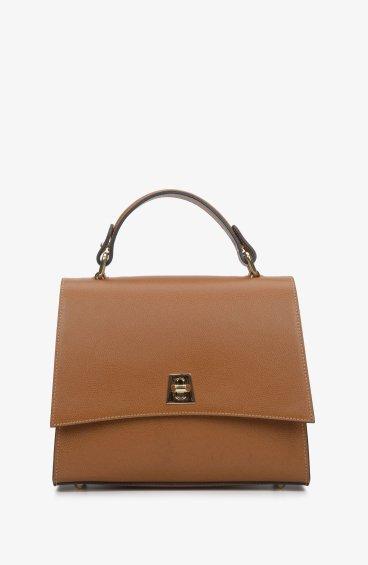 Итальянская кожаная сумка Estro ER00108868